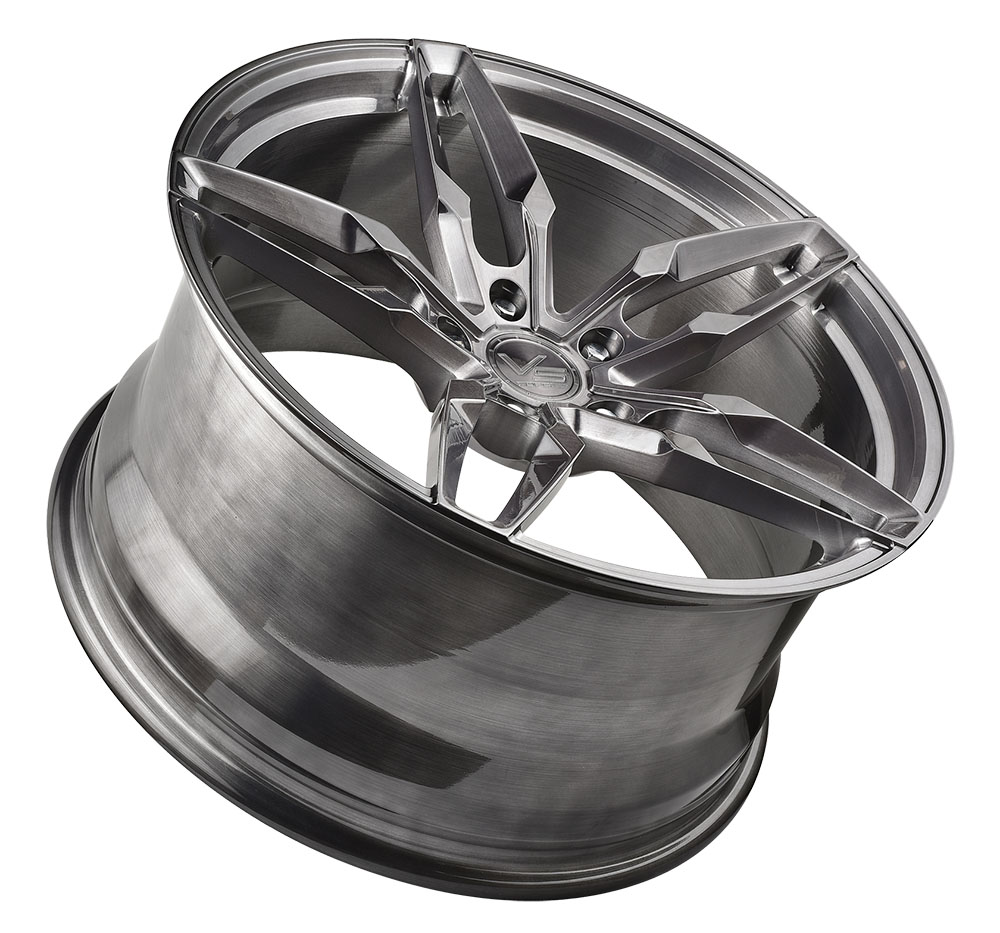 The VS Forged wheels are our full forged line that is the interpretation of the modern wheel design. We set out to build the ultimate street and performance wheel that feature an aggressive yet unique styles.
