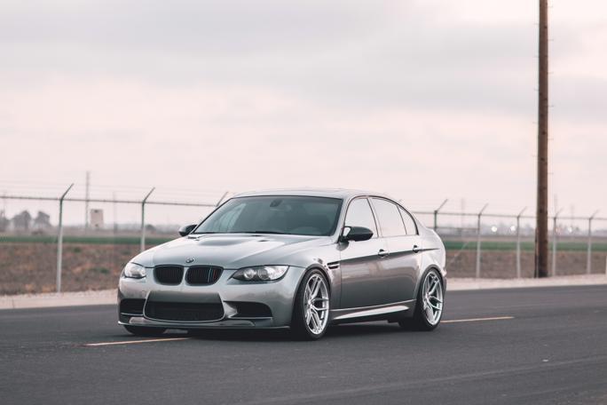 BMW E90 M3   Stance SF03