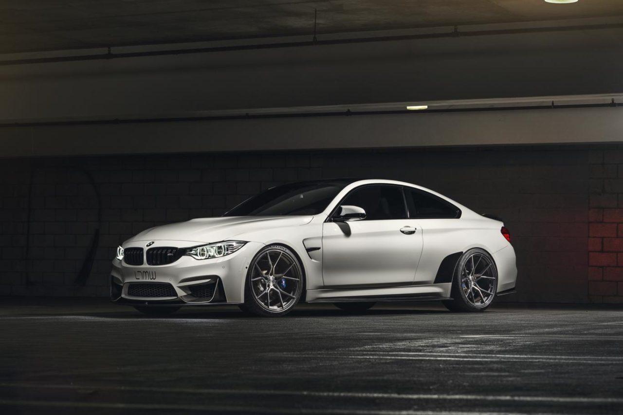 BMW F82 M4   Stance SF07