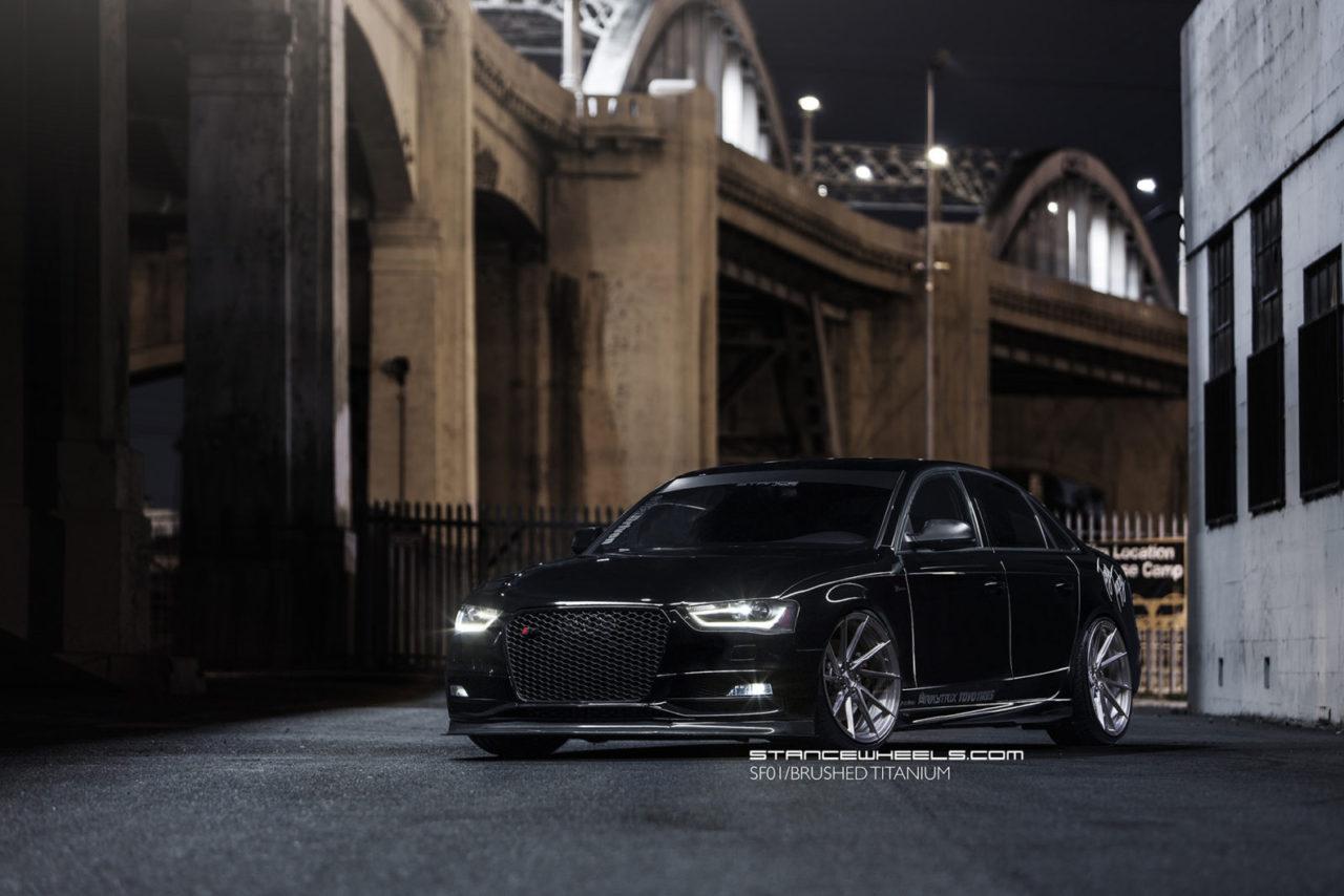 Audi S4 VADER   SF01