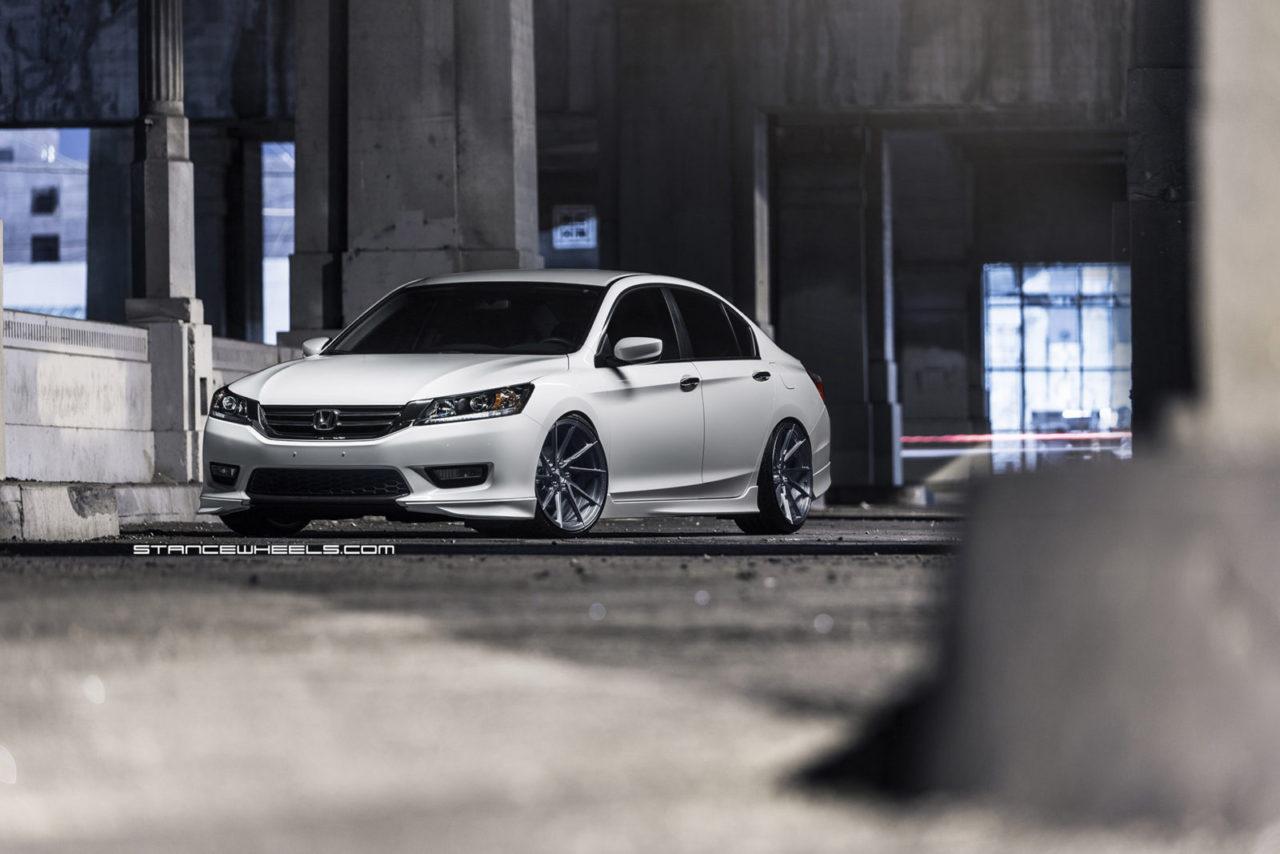 Honda Accord   SF01