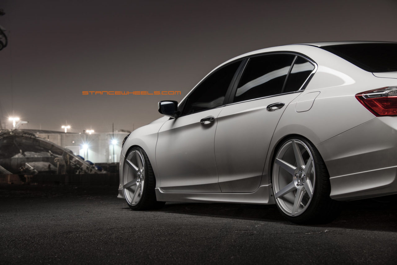 Sport Honda Silver Spring >> Honda Accord Sport | Stance SC-6 – Stance Wheels