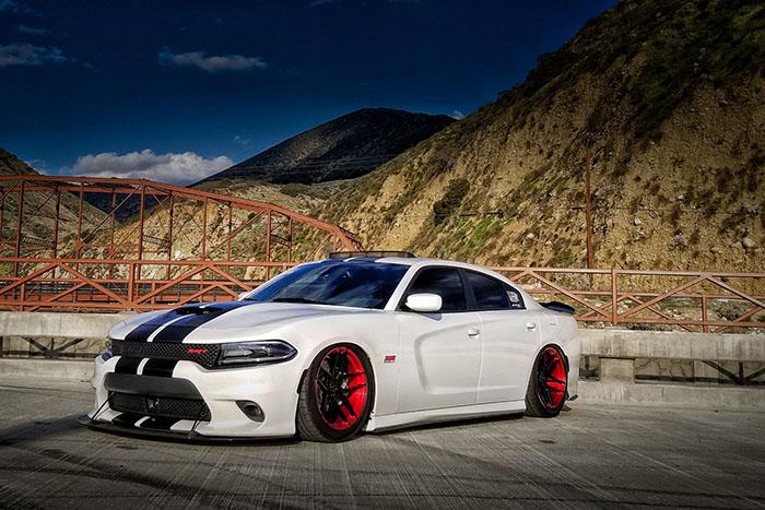 Dodge Charger SRT | SF03