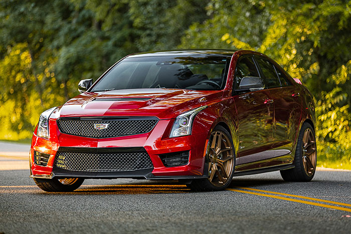 Cadillac ATS V | SF03
