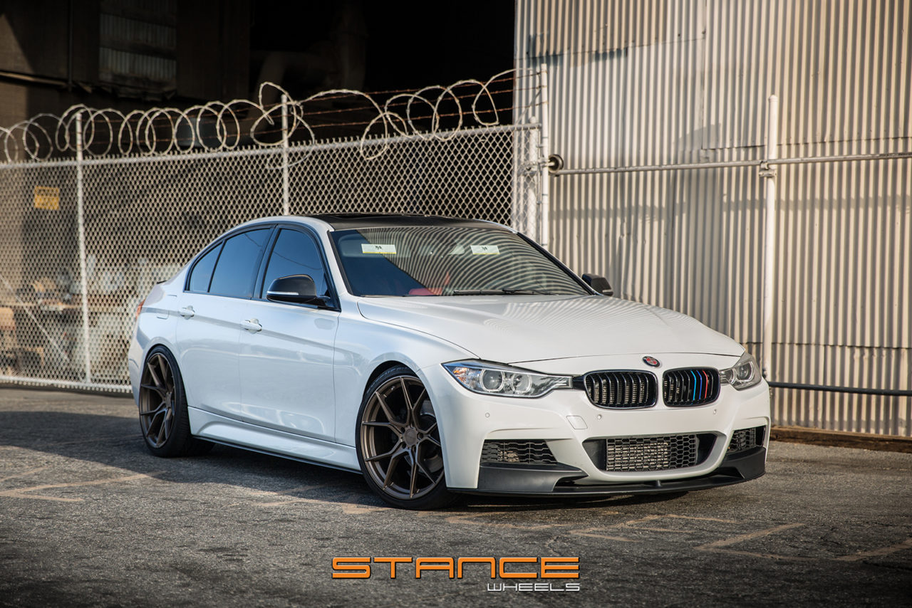 2018 Hellcat Charger >> BMW F30 3-Series | SF07 – Stance Wheels