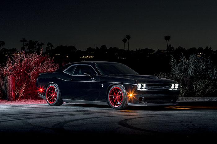 Dodge Hellcat | SF03