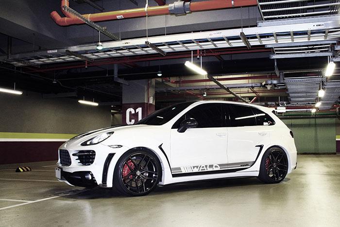 Porsche Cayenne | SF03