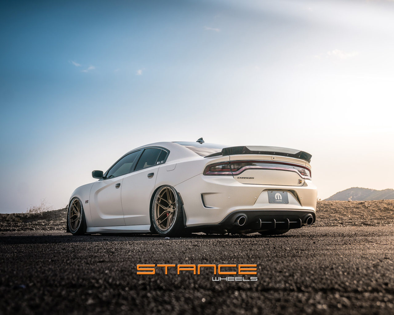 Dodge Dealers In Sc >> Dodge Charger | SF03 – Stance Wheels