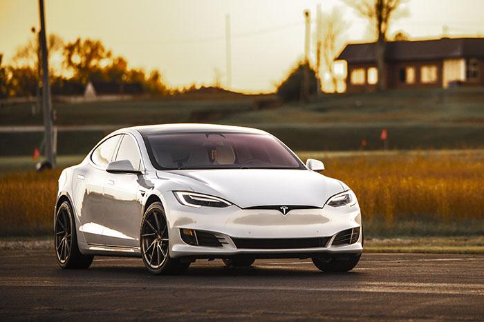 Tesla Model S | SF01
