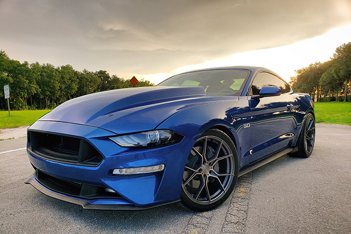 Ford Mustang GT | SF07