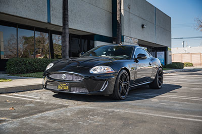 Jaguar XKR | SF08 Gloss Black