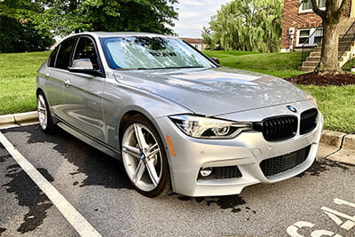 BMW 340i | SF08 Brushed Silver
